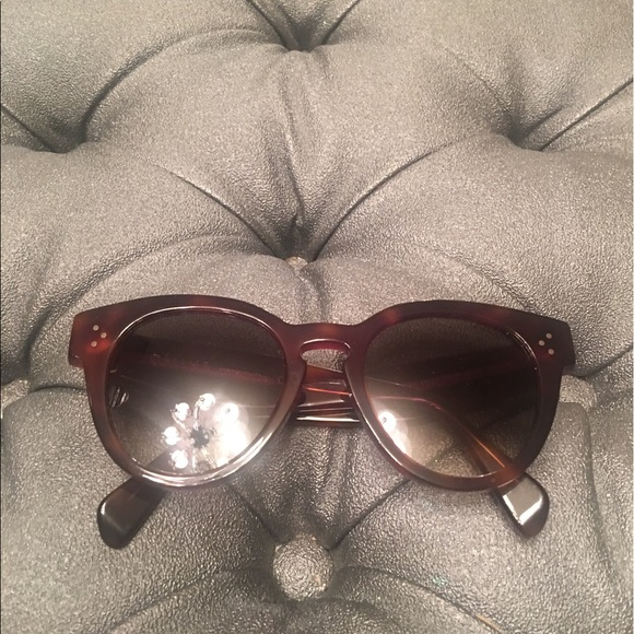 6e22e1d51ab6 Celine Accessories - Celine Thin Preppy sunglasses