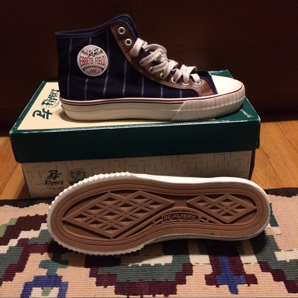 the latest 77ca1 3a13e Ebbets Field Flannels X PF Flyers. M 5955d6dc13302aa0ac01f8ca