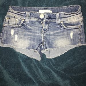 Premium Denim Shorts Size 5