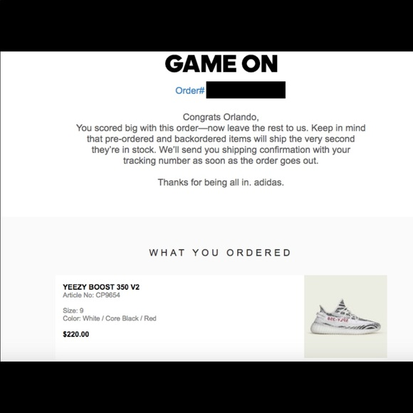 sneakers for cheap latest discount great deals Adidas Yeezy 350 Boost V2 Zebra Size 9 NWT