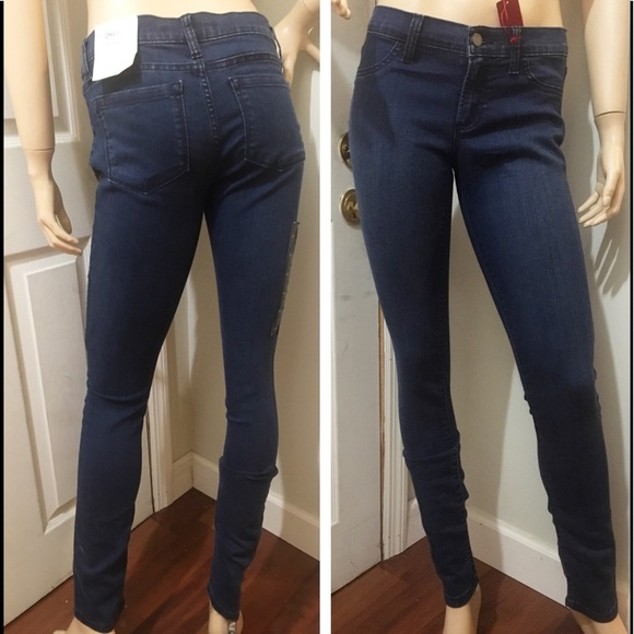 choose genuine running shoes quality first Banana Republic Denim Long Jegging Skinny Jeans 2 NWT