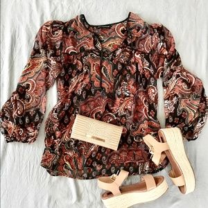 Boho Super Fresh Blouse SALE!