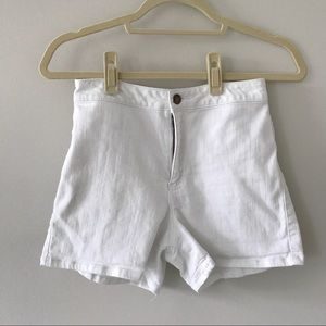 forever21. high waist shorts. 28.