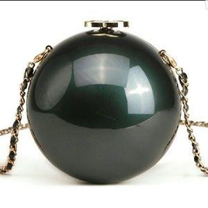 Handbags - 🔥One Left🔥Pearl Crossbody Clutch