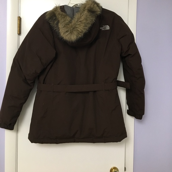 40 Off North Face Other - North Face Girls Brown Winter -3900
