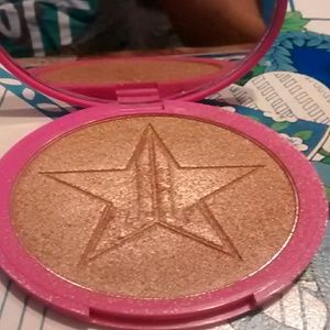 Authentic Jeffree Star Skin Frost in Siberian Gold