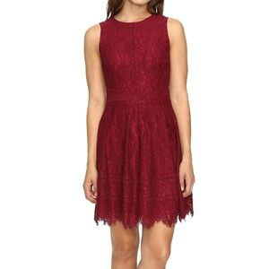 ❗️NWT❗️Adelyn Rae Lace Fit & Flare Dress
