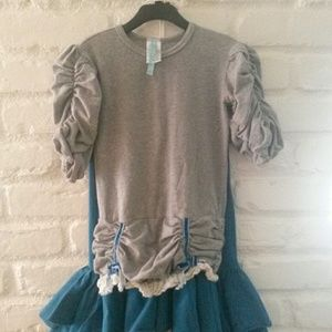 Pixie Girl fancy outfit