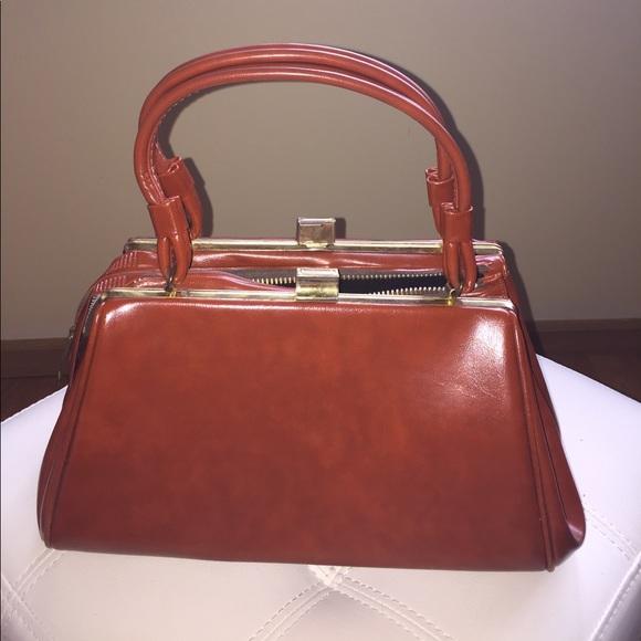 Excel Handbags - Vintage Handbag