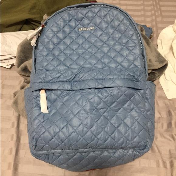 0383f0da64 MZ Wallace Metro Backpack in Cloud Regular