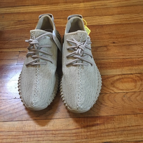 30% off adidas Shoes - Tan Adidas Yeezy size 8 in Men 9 1 ...