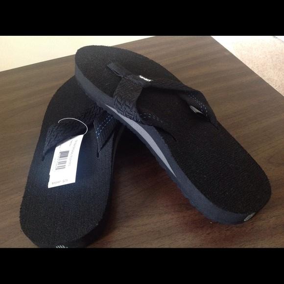 2fe0a6b542a362 TEVA Mens new original mush flip flops