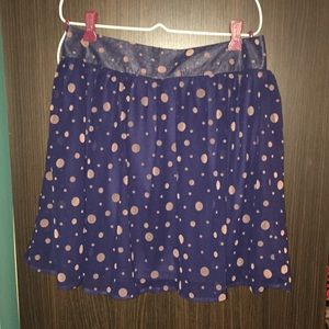 BRAND NEW Francesca's skirt