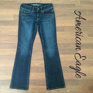 American Eagle Kick Boot Stretch Jeans 2