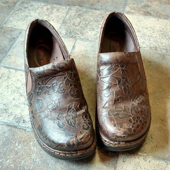 b238a7f988e4 Klogs Shoes -   FIRM   Klogs Leather Non Slip Nursing Shoes