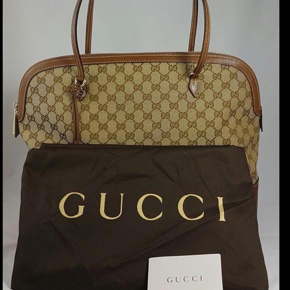 b9c98933c60 Gucci Handbags - Gucci Bree Guccissima Shoulder Bag