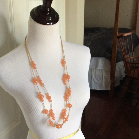 J. Crew Jewelry - JCrew long necklaces, nwt