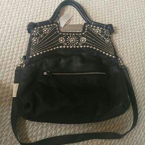 Foley & Corinna Sunburst Mid City Handbag