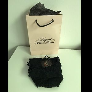 777aa22efd Agent Provocateur Intimates   Sleepwear - FLASH SALE  Agent Provocateur  Love slip in black