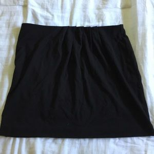 Worn once! Excellent condition black skirt