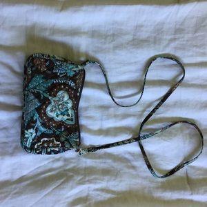 Vera Bradley gently used cross body bag!