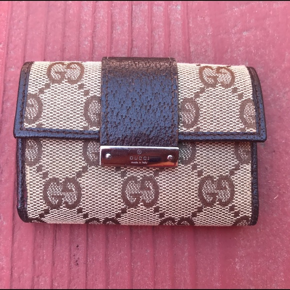 bc7a9e9b4 Gucci Bags   Key And Credit Card Case Authentic   Poshmark