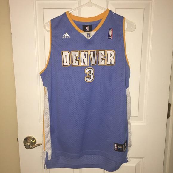 BOYS Allen Iverson Denver Nuggets Jersey