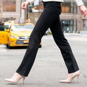 HampM Mens black dress pants 32  Clothing amp Shoes  in