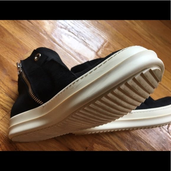 60 rick owens shoes rick owens island dunk sneakers