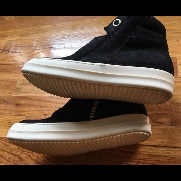 55 rick owens shoes rick owens island dunk sneakers