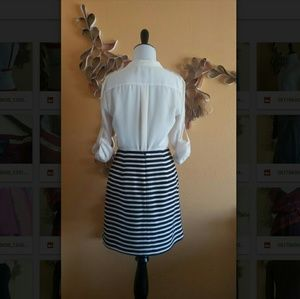 Banana Republic Skirts - Banana Republic stripped skirt. NWT