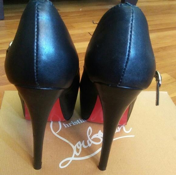 e78ea305b3c8 Christian Louboutin Shoes - RED BOTTOM high heels