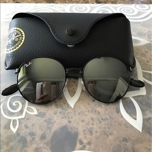 Ray Ban Black Sunglasses 😎