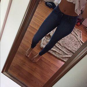 Fashion nova Classic Mid-Rise Skinny Jeans