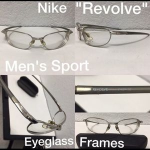 "Nike ""Revolve"" Eyeglass Frames"