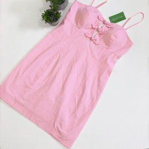 NWT - Lilly Pulitzer pink Petra Seersucker dress
