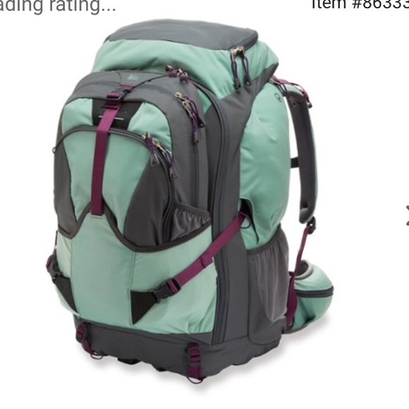 0635b57d124 REI co-op grand tour 80 travel backpack. M 5956f061c28456812100b8e5