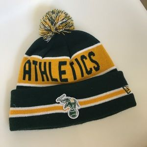 Accessories - Oakland Athletics A's Beanie