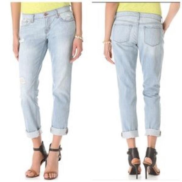 J Brand Jeans - J Brand Aidan Boyfriend Jeans Size 30