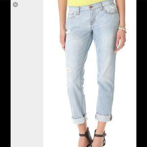 J Brand Aidan Boyfriend Jeans Size 30