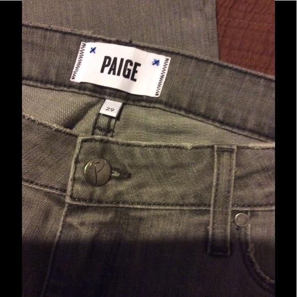 PAIGE Denim - Paige Denim Jimmy Jimmy Skinny Boyfriend Size 29