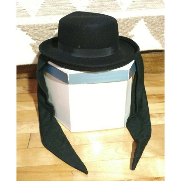 Bollman Hat Co. Accessories - Vintage Bollman Hat Co Doeskin Felt Scarf Hat 1d75b56963ed