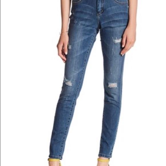 3c02b7f0f47 Jag Jeans Jeans   Jag Skinny Distressed   Poshmark