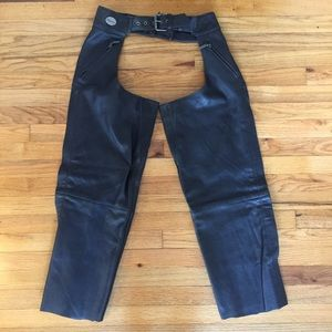 Other - Milwaukee Motorcycle Leather Chaps