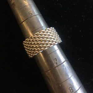 Tiffany Somerset Ring 💙