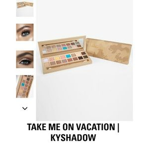 15 Off Kylie Cosmetics Other Take Me On Vacation