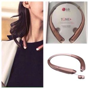 Accessories - LG Tone HBS910 Rose Golde  Multiple Colorsg