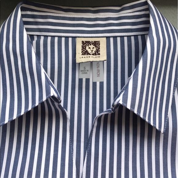 2f529b4457941 Anne Klein Tops - Anne Klein 100% cotton non-iron shirt