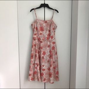 Ann Taylor LOFT Convertible Strapless Dress