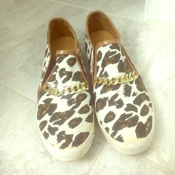 100 report signature shoes report signature leopard